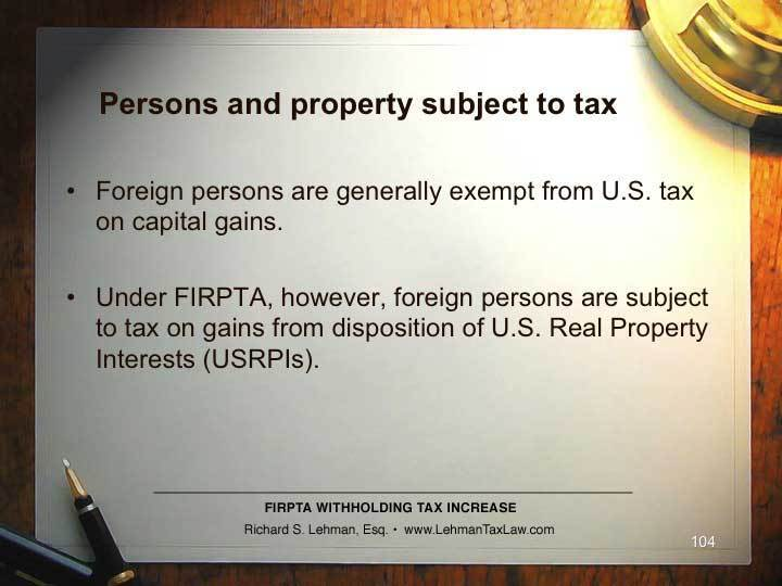 FIRPTA-withholding-rate