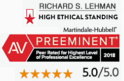 Richard Sam Lehman AV Rating